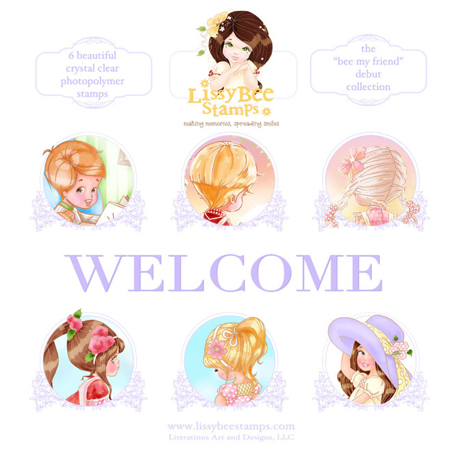 Welcome To Lissy Bee Stamps!