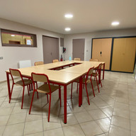 Nouvelle salle de réunion/réfectoire