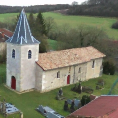 Eglise de Seraucourt