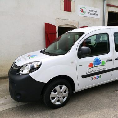 Nouveau véhicule Renault Kangoo électrique
