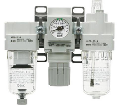 SMC AC40FD - Luchtverzorging