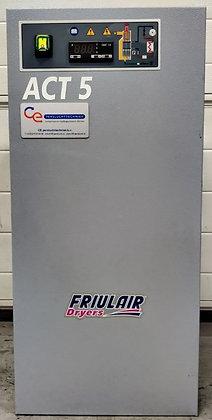 "Friulair ACT-5 persluchtkoeldroger  1/2"" 550 l/min bouwjaar 2016"