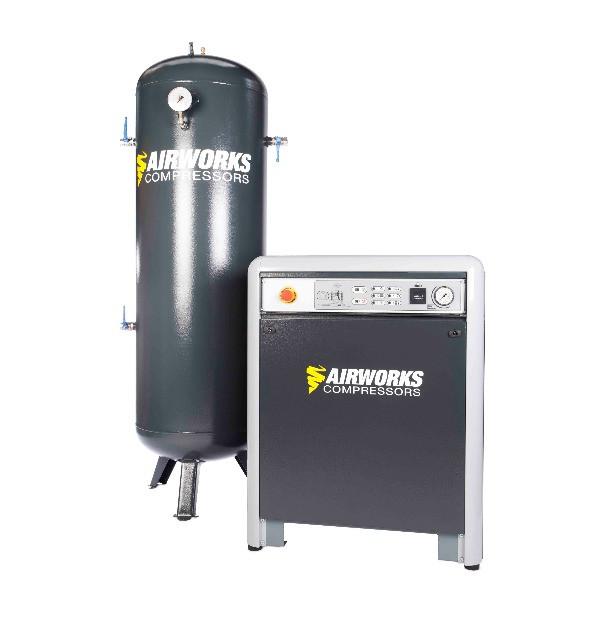Airworks K50T10 - Supergeluidsgedempt + LT500