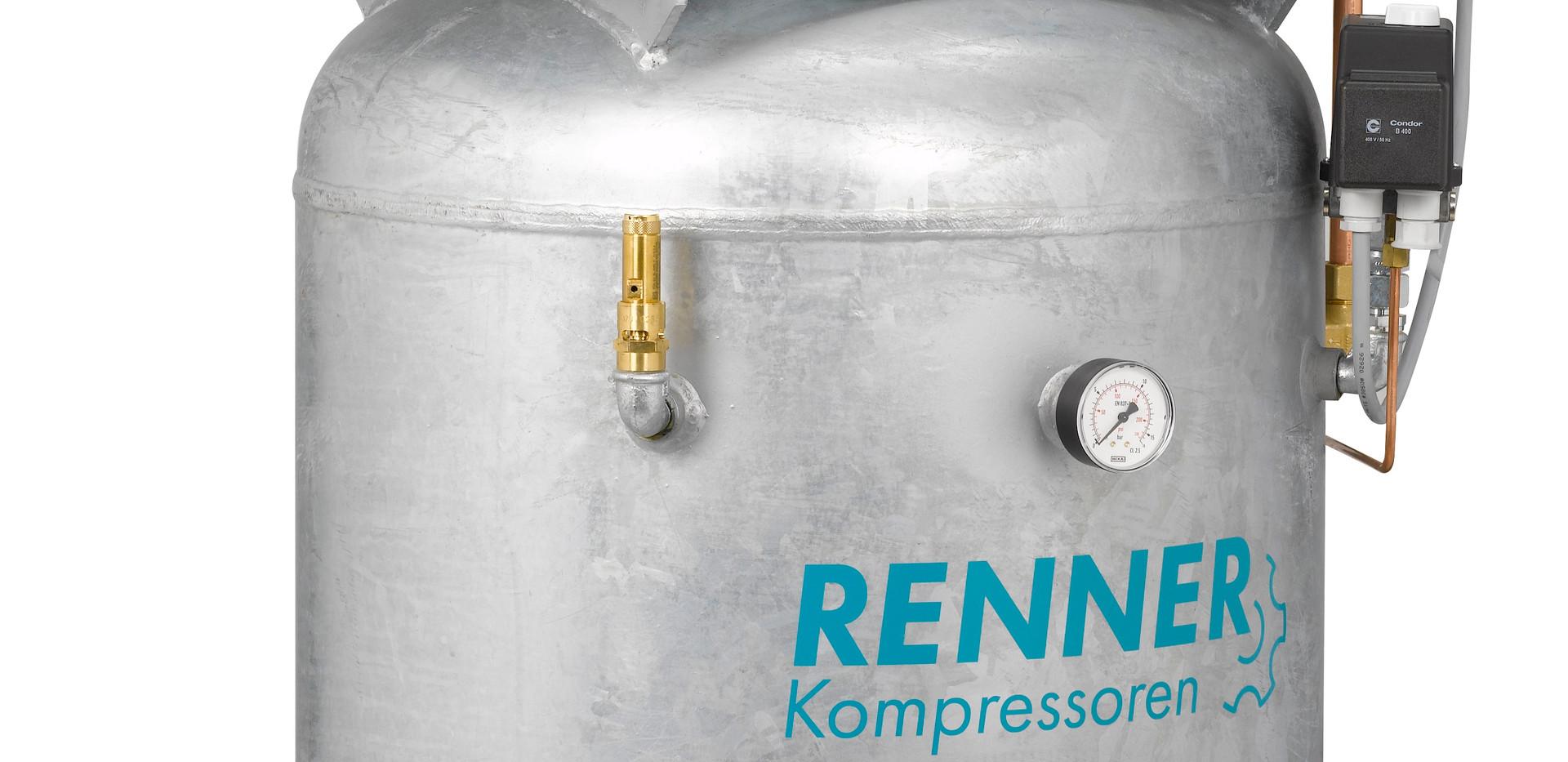 Renner RIKO700-270 Industriële zuigercompressor