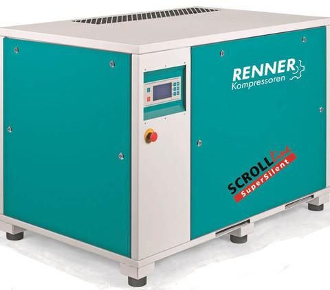 Renner SLM-S11 - Schrollcompressor