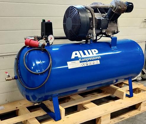Alup AEK601D Zuigercompressor 3 kW 600 l/min bouwjaar 2008