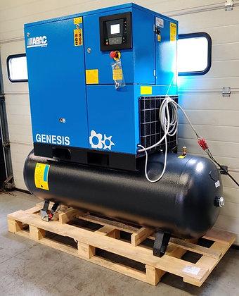 ABAC Genesis 7.510-500 Schroefcompressor 7.5 kW 1.060 l/min bouwjaar 2020