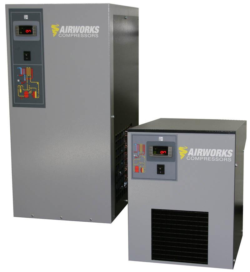 Airworks DRY koeldrogers