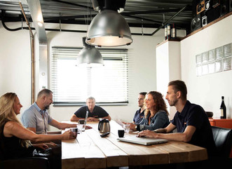 Klantgericht en open bedrijfsstructuur