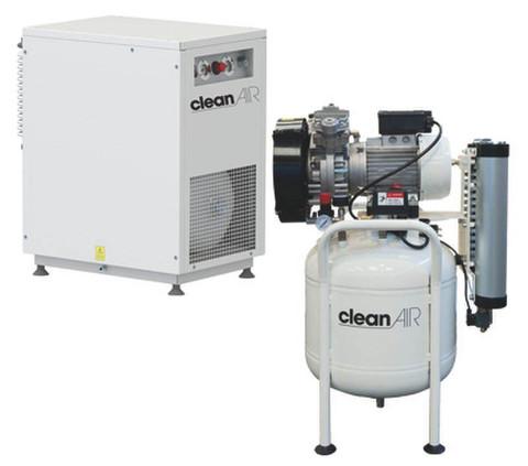 CleanAIR zuigercompressoren
