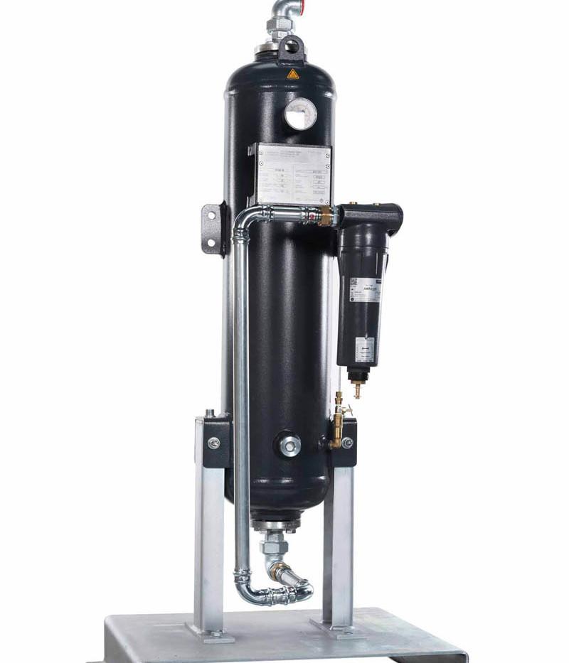 Airworks ACA olieadsorber