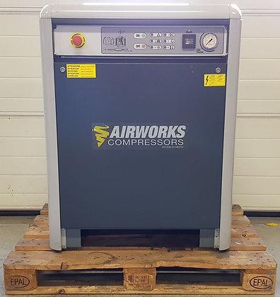 Airworks Silent K50T10SD Geluidgedempte 7.5 kW 1.100 l/min bouwjaar 2014