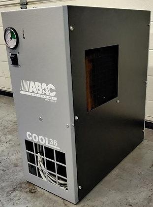 """ABAC COOL36 Persluchtkoeldroger 1/2"""" 600 l/min bouwjaar 2020"""