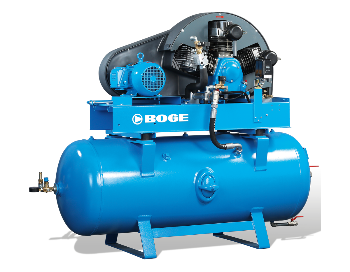 BOGE SBM 610 – Heavy duty