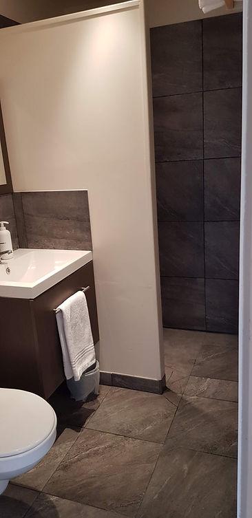 salle d'eau duplex