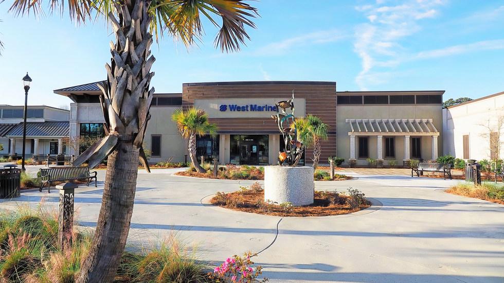 Sea Turtle Market Place Hilton Head Island, SC