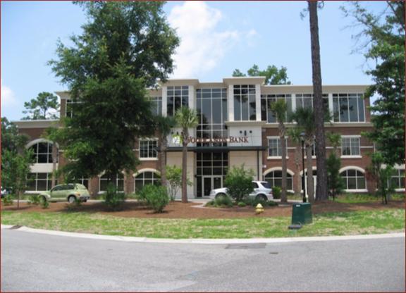 Woodlands Bank Building Bluffton, SC