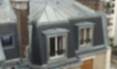 toiture zinc coubron