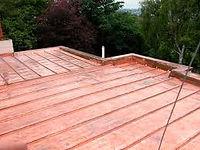 Nos couvreur réalise la toiture en zinc de puis 1973