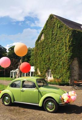 Wedding Photo Balloons