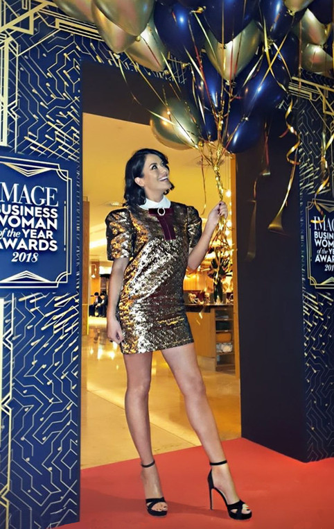 Image Business Woman of the year Awards 2018