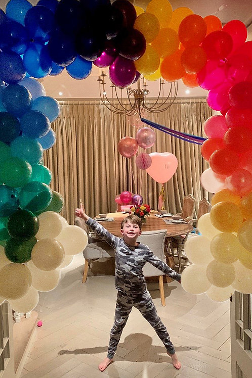 Giant Balloon Arch - including delivery (sorry Dublin only)