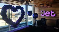 Balloon Heart for Jet
