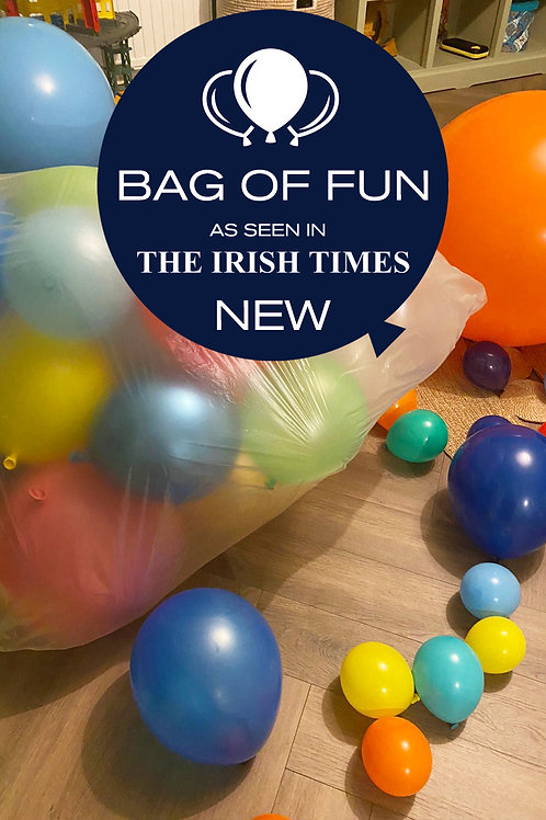 Kid's Bag of Fun - including delivery (sorry Dublin only)