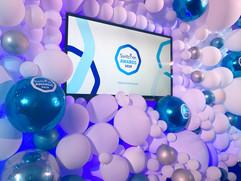 Switcher Awards Balloon Wall