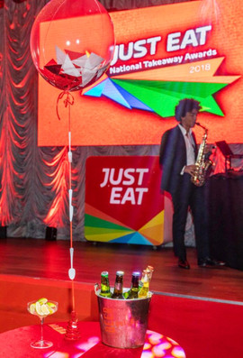 Just Eat Party Balloons