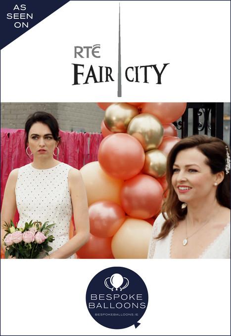 RTE's Fair City Wedding