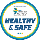 Selo healthy & Safe