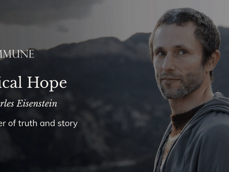 Review of Political Hope by Charles Eistenstein