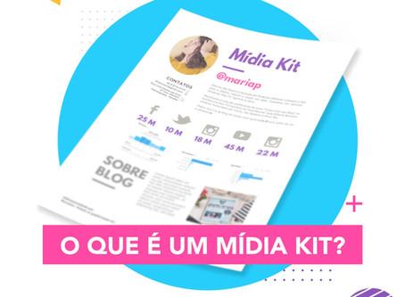 O que é Mídia Kit do Digital Influencer