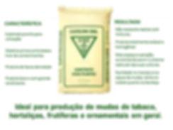 Substrato para plantas Carolina Soil