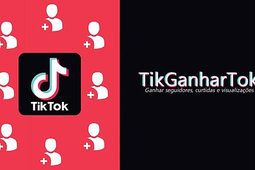 Visualizações no TikTok a partir de R$39