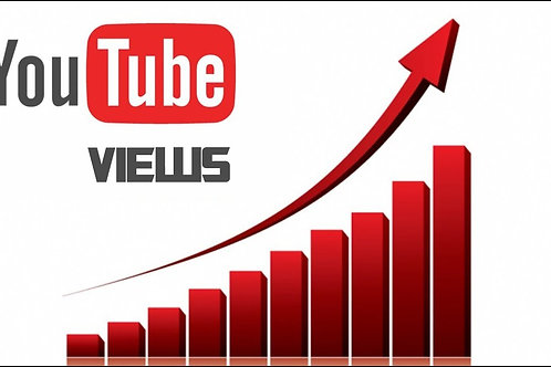 Visualizações de vídeos no Youtube a partir de R$99