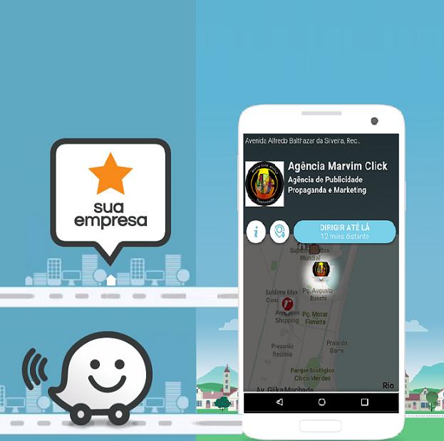 Waze: A plataforma interativa na hora de anunciar sua empresa.