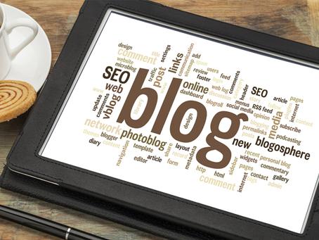 Seja blogueiro(a) com blog?