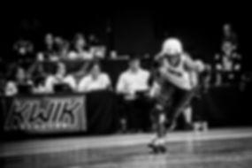 Erin Jackson Roller Derby