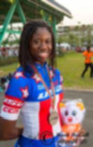 World championships Erin Jackson