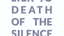 Sick to Death of the Silence: Stories to Breakdown the Stigma of Mental Illness: Part 1