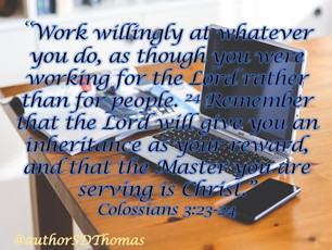 How to serve Christ in 'everyday' life.