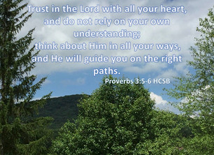 How Can You Have Heartfelt Trust in the Lord?