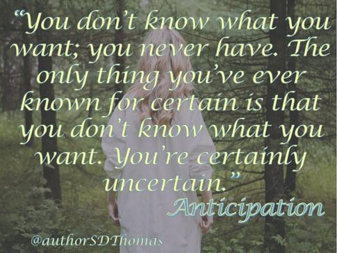 Certainly Uncertain