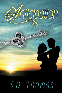 Cover Reveal for Anticipation July 20