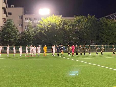U-15  関東ユースサッカーリーグdivision1《第3節》vs  浦和レッドダイヤモンズ