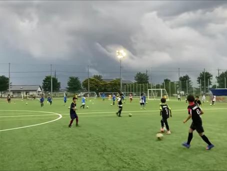 2022年度FC LAVIDAジュニアユースセレクション 【第1回】