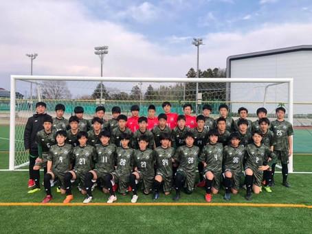 新U-15《関東U-15サッカーリーグ2部 Aグループ》