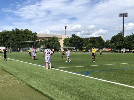 U-13トレーニングマッチ vs 鹿島アントラーズ&柏レイソル